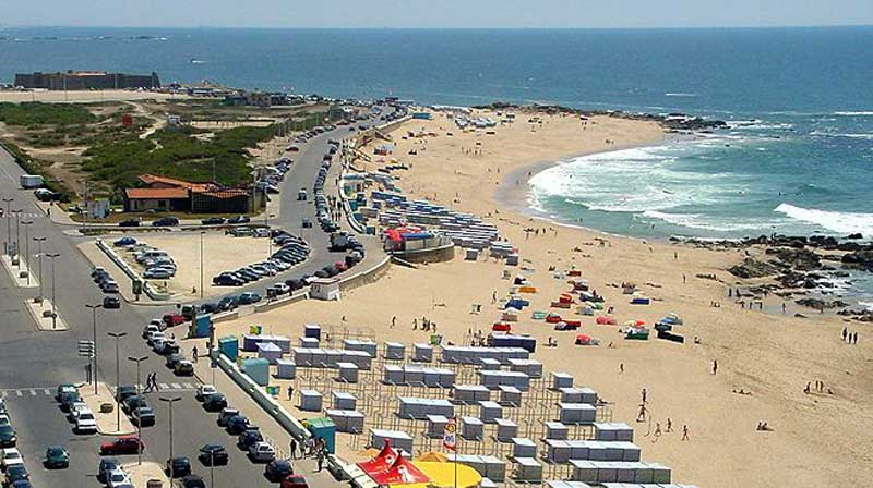 Las mejores playas de Oporto
