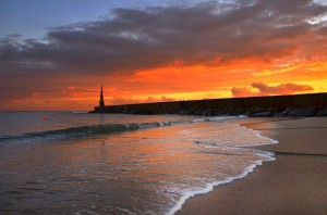 Playa de Aguda