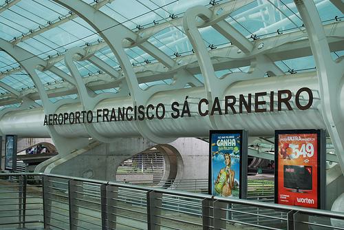 Aeropuerto de Oporto