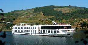 crucero en el río Duero