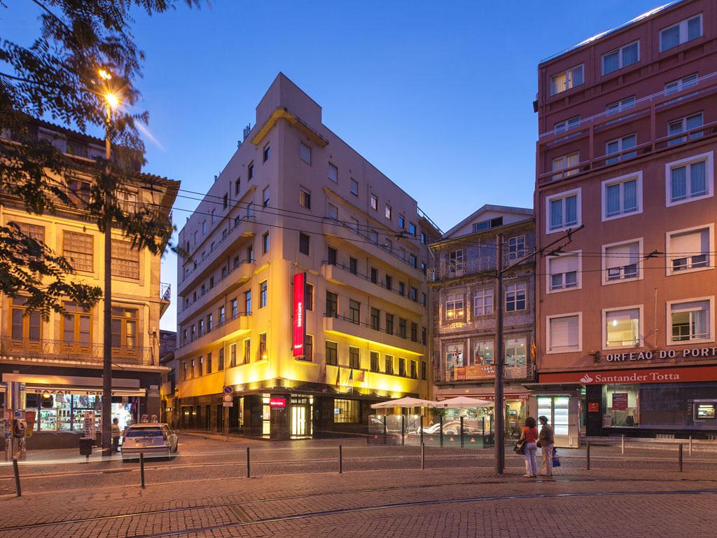 hoteles en oporto bueno bonito y barato