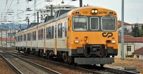 Llegar a Oporto e Tren