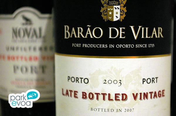 Oporto late bottled vintage