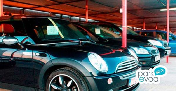 Parking seguro en el aeropuerto