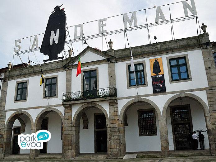 Bodega Sandeman Oporto