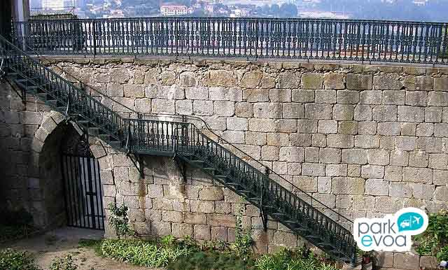 Murallas Fernandinas en Oporto