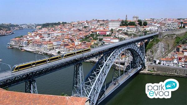 Puente Luiz I Oporto