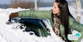 consejos quitar hielo nieve parabrisas