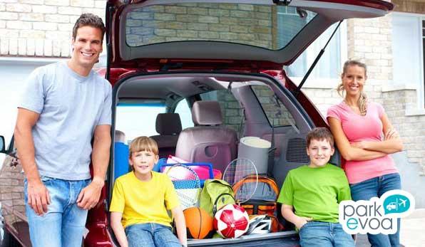 viajes en coche familia