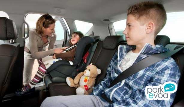 viajes en coche seguridad