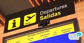aeropuerto informacion llegadas