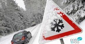 consejos conducir vehiculo invierno