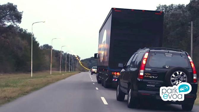 adelantar carretera