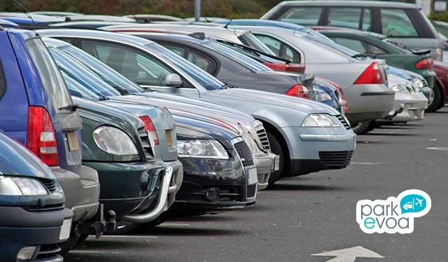 parking vehiculos