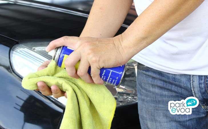 productos limpieza vehiculo