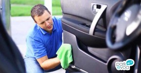 como lavar vehiculo a mano