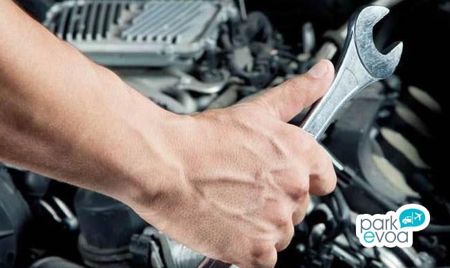 mantenimiento vehiculo