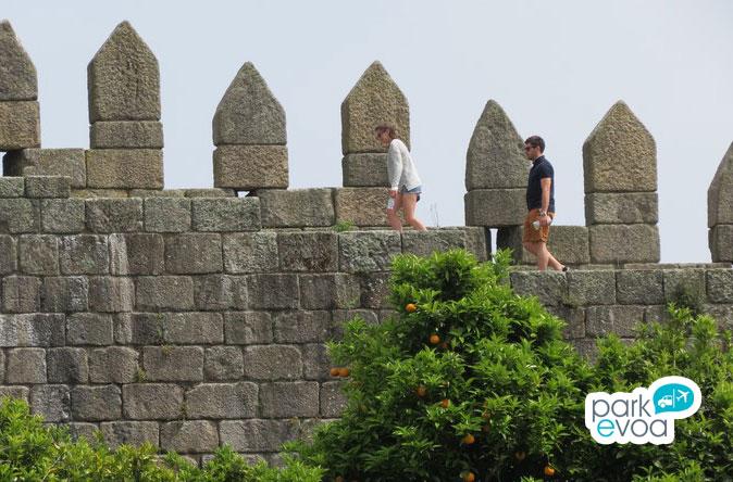 muralla fernandinas de oporto