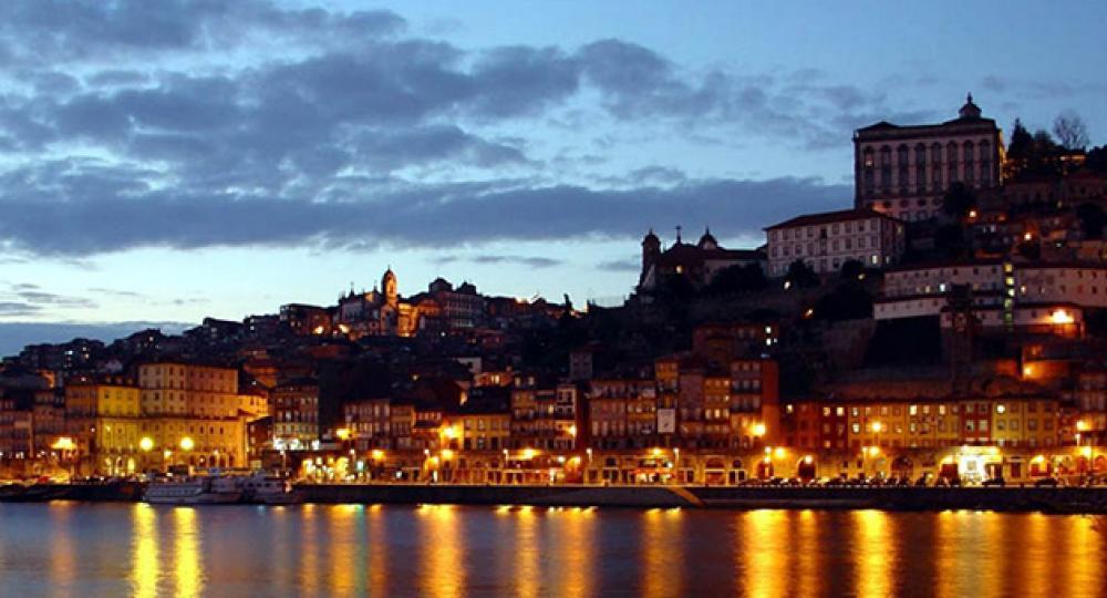 Arquitectura ciudad de Oporto